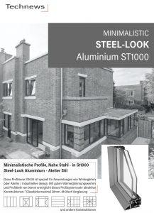 Energio - Steel Look Fenster