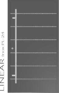Haust¨r Linear Inox PL-24